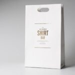 in túi kraft trắng chất lượng