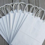 túi kraft trắng chất lượng